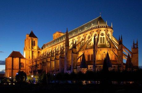 Cathédrale Saint Etienne (XII siècle)